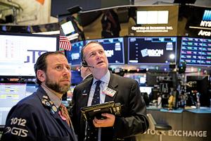 公司財報紛超預期 美投資者傾向選擇績優股