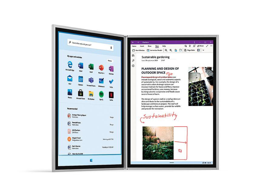 微軟文件洩露Windows 10X將登陸其平板電腦