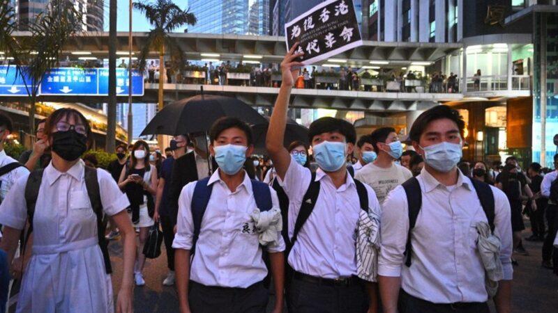 香港不是孤軍奮戰《啟示錄》預言中共末日