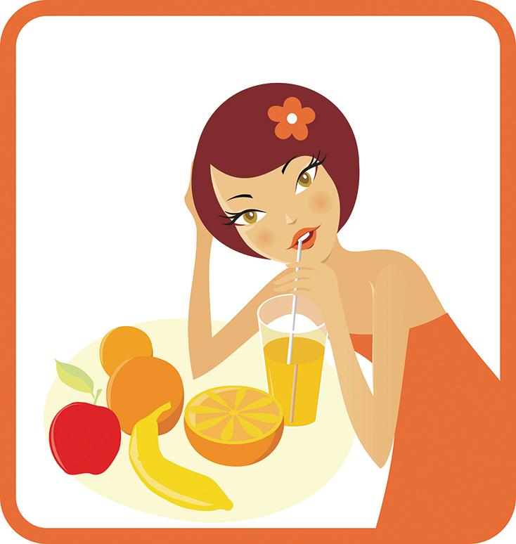 我喜歡的水果