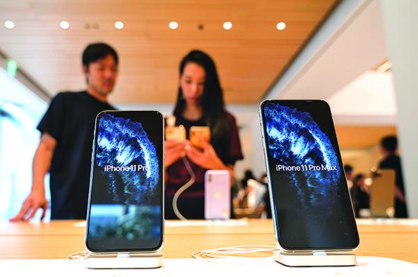 全支持5G 明年新iPhone料大幅漲價