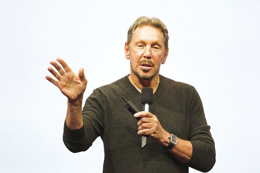 史上最張揚的矽谷首富 甲骨文公司前CEO拉里•埃里森(2)