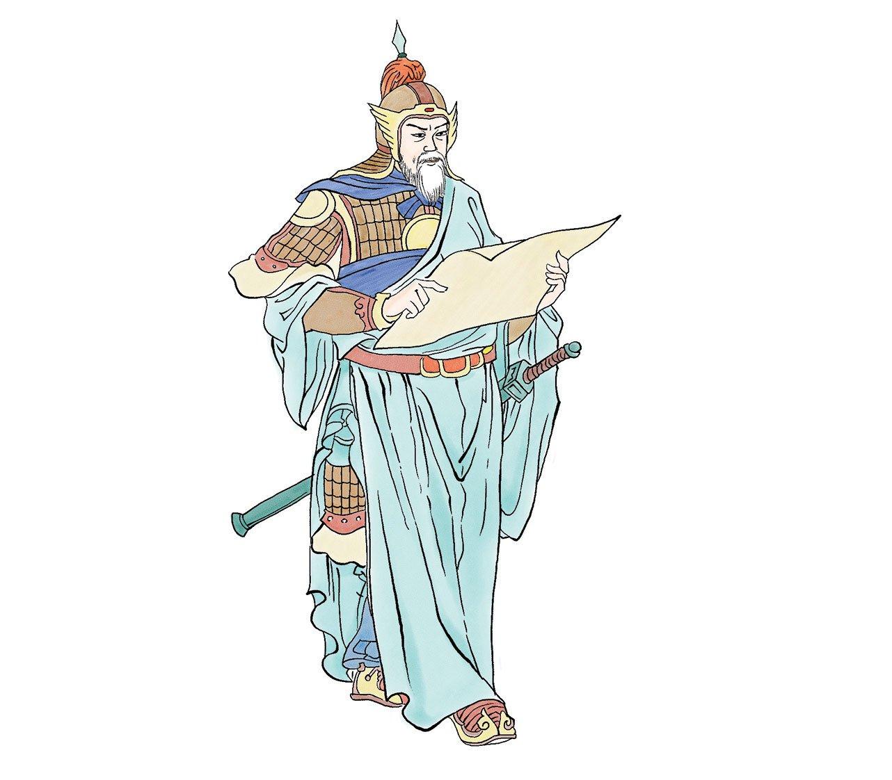 少府章邯,建議秦二世赦免驪山刑徒,編成軍隊以對抗陳勝軍。