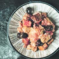 氣炸鍋料理 南瓜梅香雞 讓人胃口大開