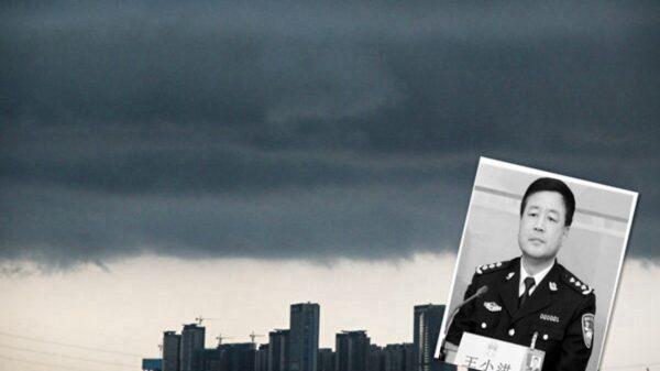 中共公安部副書記王小洪兼任中共新設機構特勤局局長,引發猜測。(合成圖片)