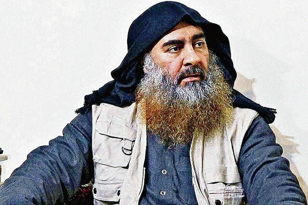 伊斯蘭國首領巴格達迪上個月底在美軍突襲中自殺。