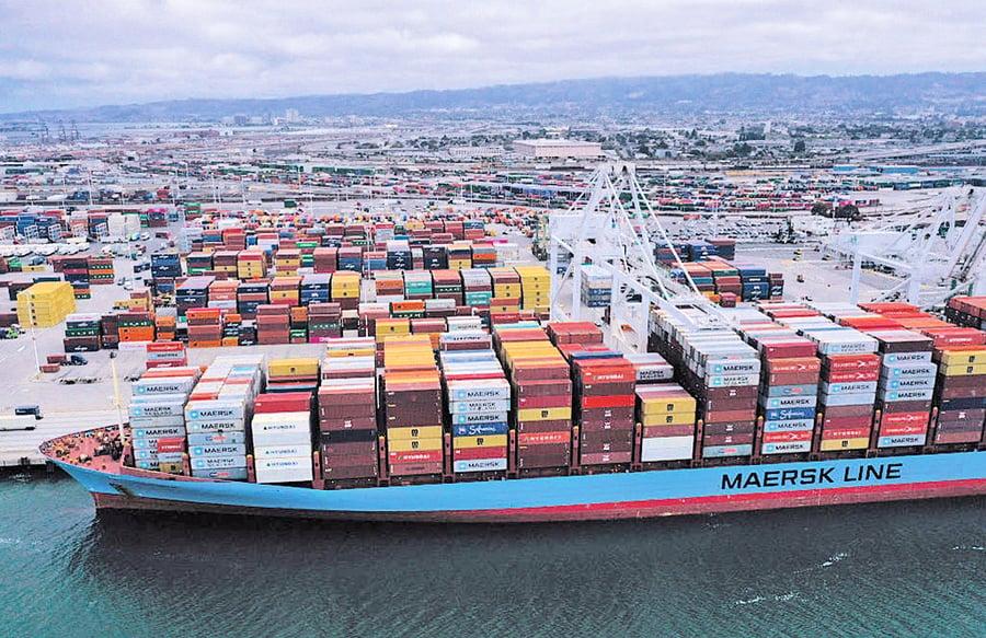 美對華貿易逆差降3.1% 九月消費品進口減少