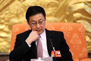韓正見林鄭月娥 分析指北京表態有所倒退