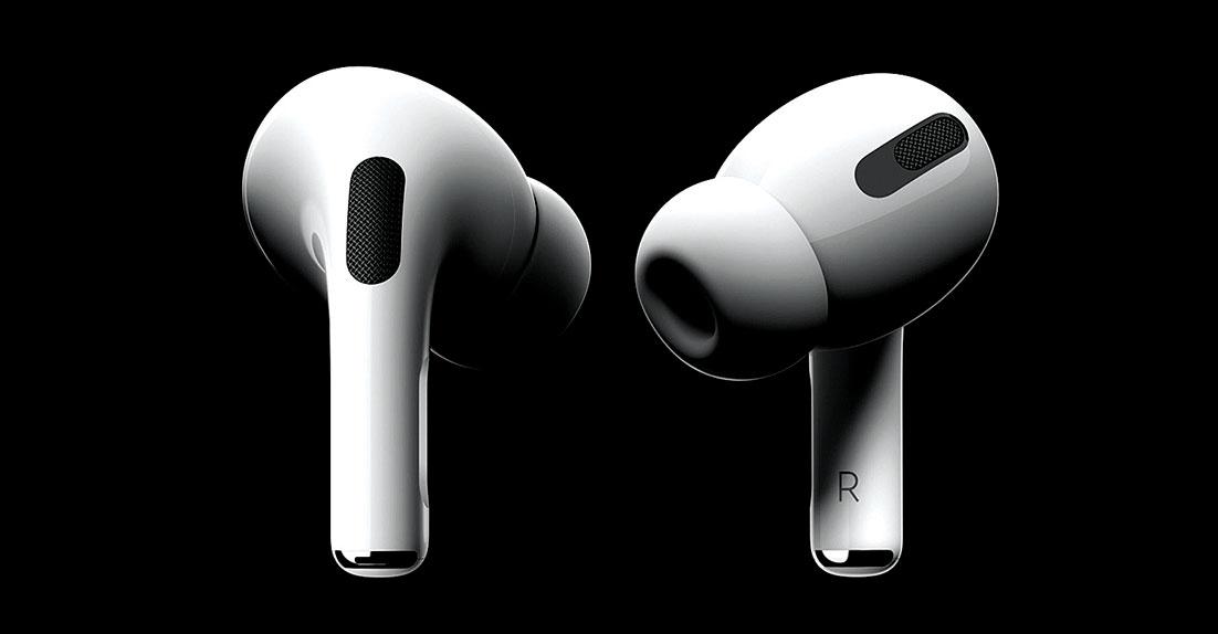 蘋果發表新無線耳機AirPods Pro 可自動降噪售249美元