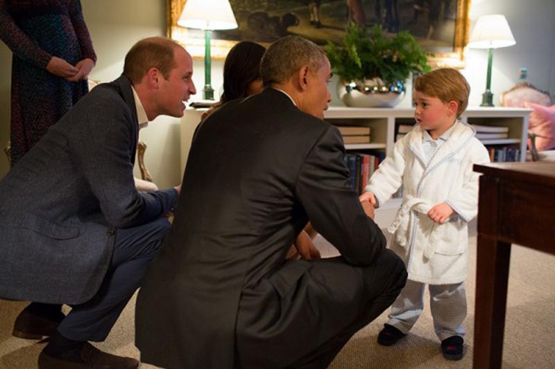 奧巴馬總統任職8年精選照片