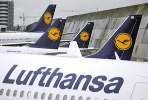 德國漢莎航空罷工影響十八萬人