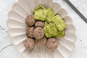 減醣飲食也能吃的 兩種甜點