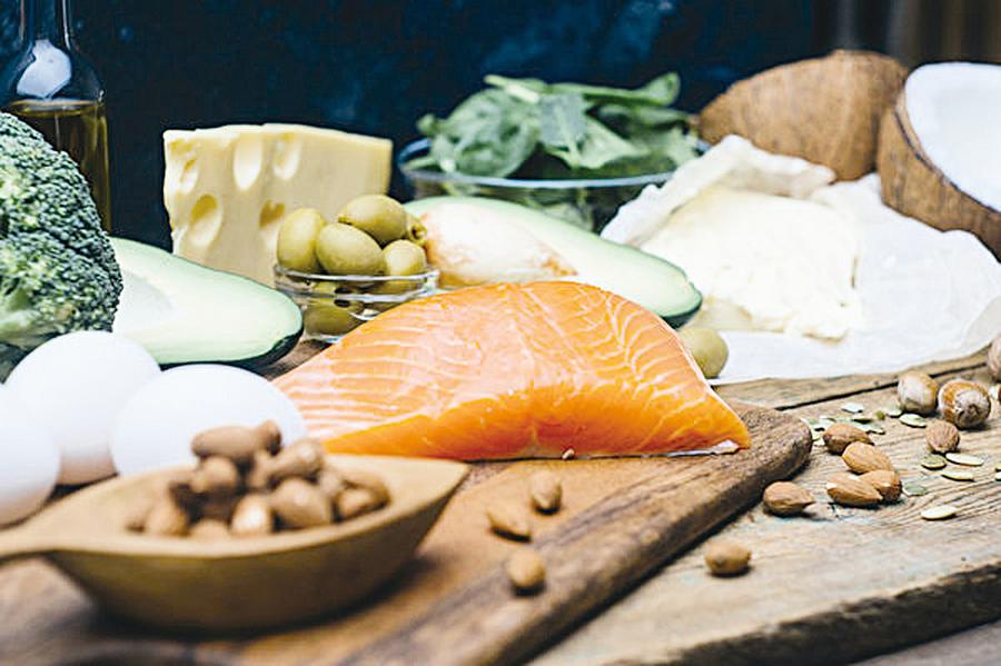 減醣飲食的基礎餐盤法