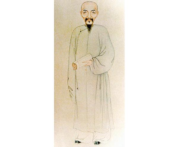 文壇奇才紀曉嵐(上)