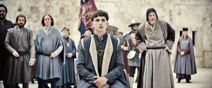 《亨利五世:新王之路》 王冠不只代表榮耀 更是沉重的責任