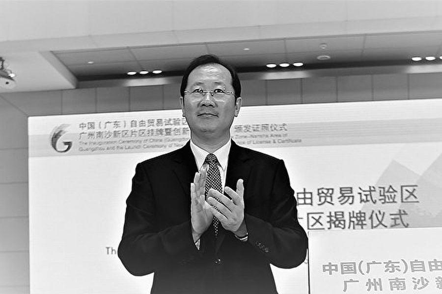 據傳墜樓「自殺身亡」的重慶市委副書記任學鋒生前迫害信仰民眾,涉及多起命案。(大紀元資料室)