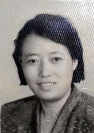 法輪功學員趙萍(明慧網)