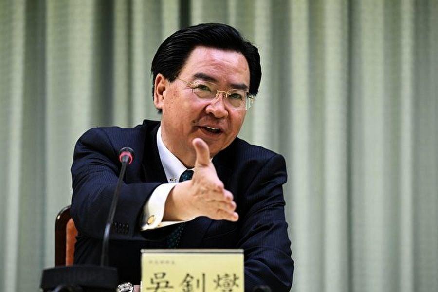 台外長:中國經濟若惡化 中共恐侵台轉移焦點