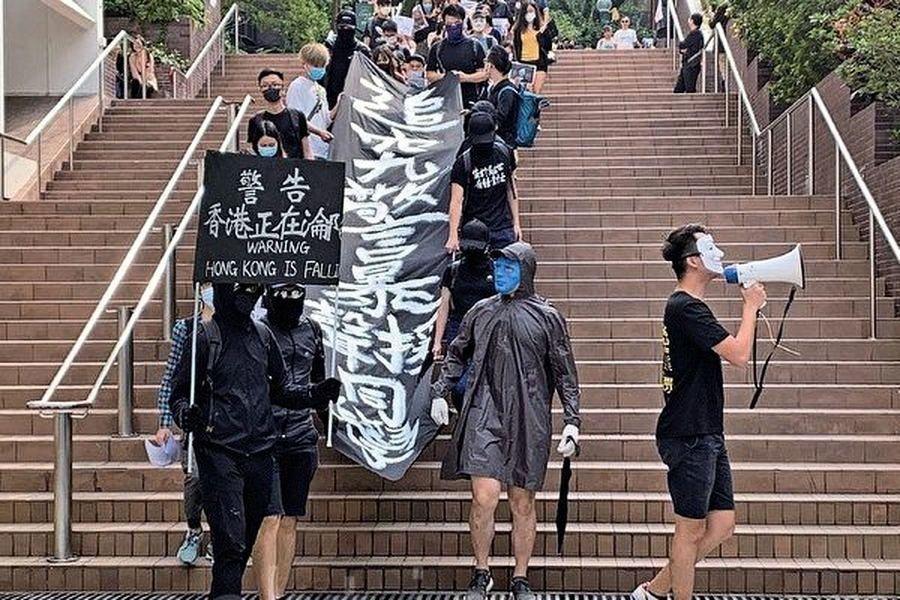 專家憂中共恐怖統治香港 籲國際聲援港人