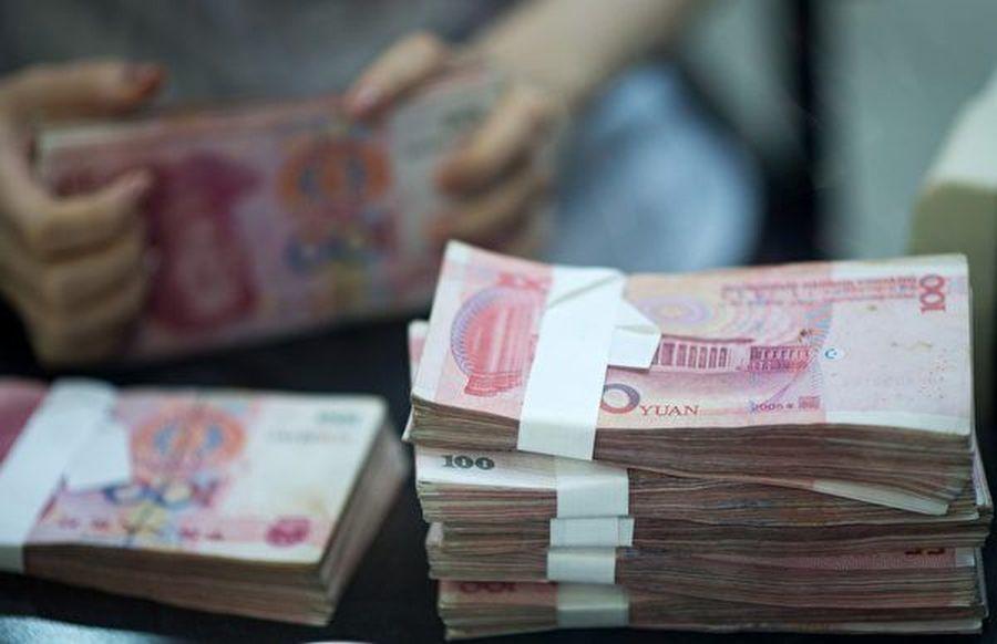 大陸債務違約高發,有業界人士認為這或許將成為明年大陸的黑天鵝。(Getty Images)