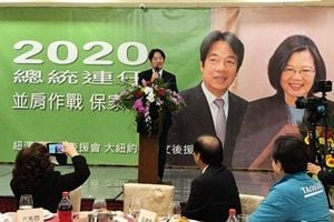 台灣大選 北京是民進黨最佳助選員?