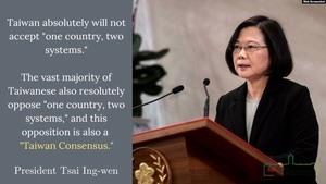 蔡英文選情飆漲 專家:北京是最佳助選員
