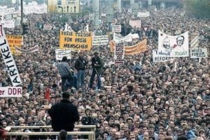 高天韻:從天安門到柏林 1989提示世界