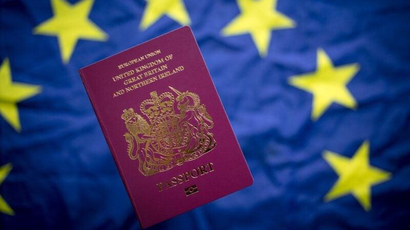 在歐盟要求成員國嚴查之下,日前塞浦路斯取消26名富豪的護照,其中包括5名中國人。(Matt Cardy/Getty Images)