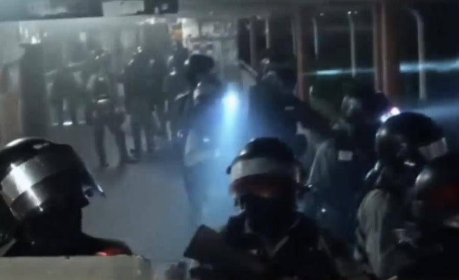 警方訓斥涉事者 回應「開香檳慶祝」