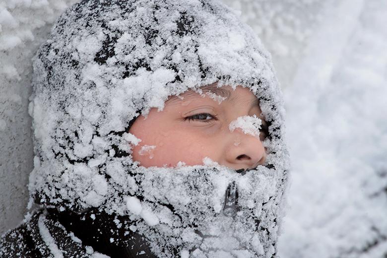 預計破紀錄的冷鋒將從周日到下周二席捲美國大部份地區,11月份有點1月的味道。(Getty Images)