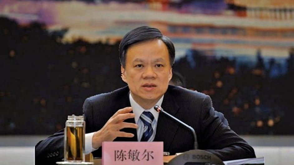 中共黨主席明年出爐  習接班人或已內定