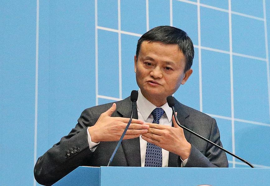 福布斯發佈 中國富豪榜 馬雲蟬聯榜首