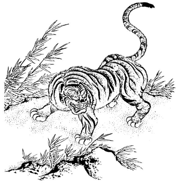 重溫經典 —《三言》之《醒世恆言》假虎殺人 反被虎吞  現世現報  怵目驚心