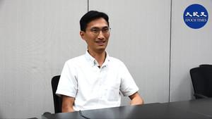 朱凱廸:港台政治互相影響 對中共不能退縮
