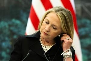 民調:多數美國人希望希拉莉被起訴