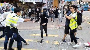 人權監察譴責開槍:應以「意圖謀殺」罪名拘捕當事警