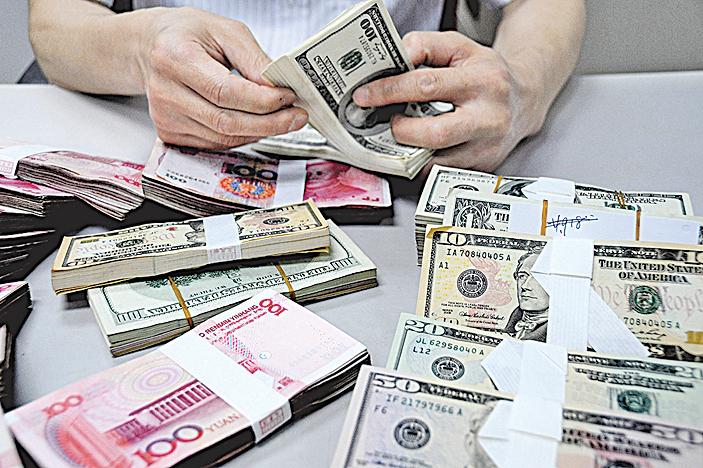中共稱美取消加徵關稅背後的錢荒危機