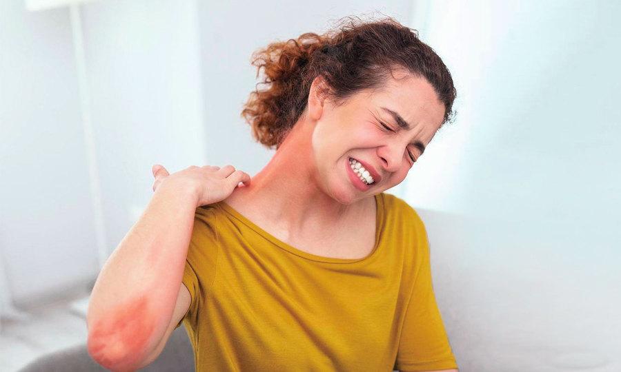 中醫師:做到5件事改善異位性皮膚炎