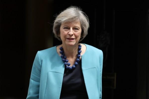英國內政大臣文翠珊(Theresa May)將接任卡梅倫首相職位,並誓言團結英國。(Dan Kitwood/Getty Images)