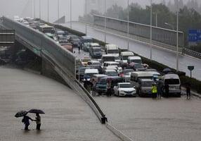 分析:大陸洪澇之災或引發政經危機