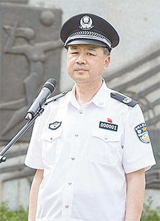 王小洪。(大紀元資料室)