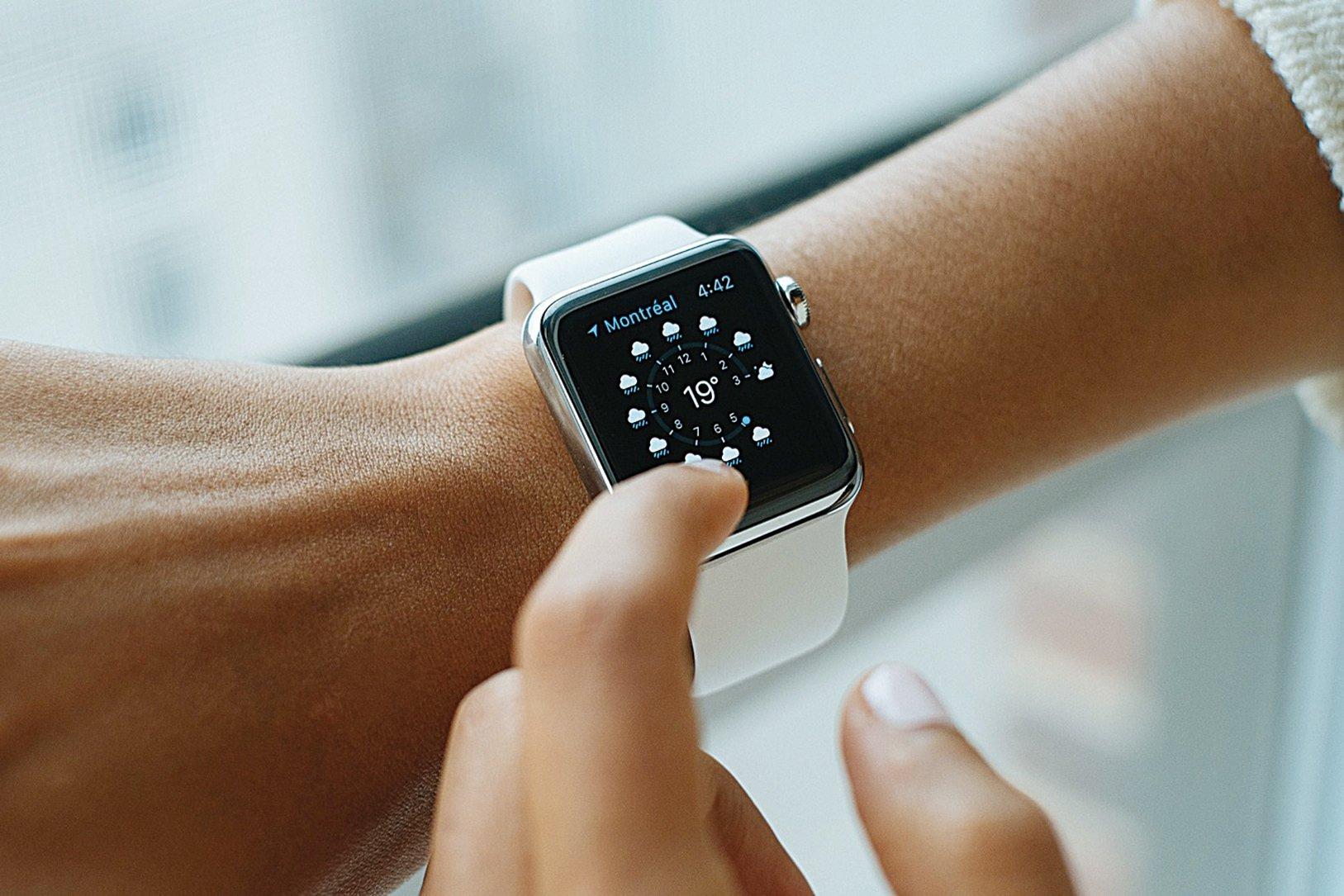 新款科技手錶能救人,讓人眼睛一亮。(Pxhere)