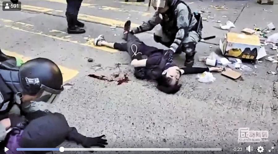 香港局勢危急 國際社會如何救援