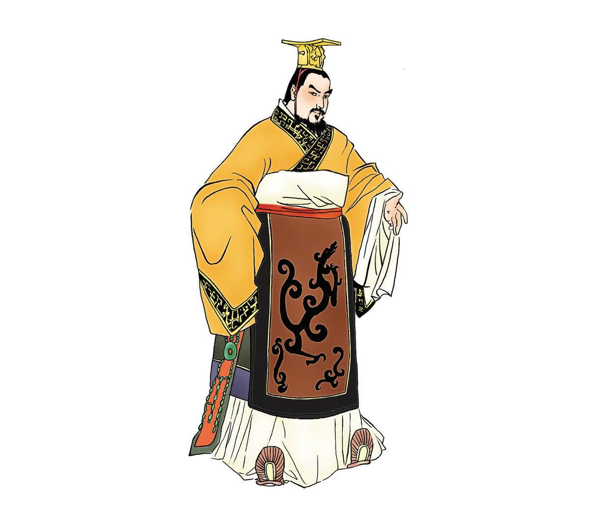 楚懷王的孫子被立為王,也叫楚懷王。(圖/新唐人電視台)