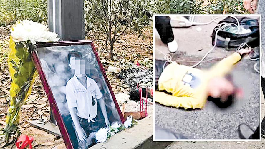 長沙9歲童被毆打致死 百人圍觀無人制止暴行
