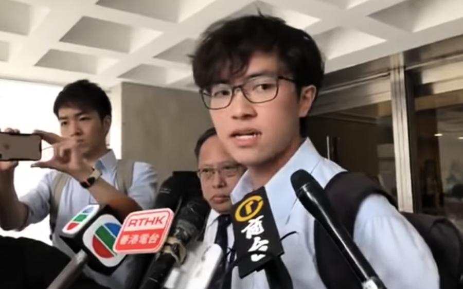 中大學生會入稟申臨時禁制令 禁警方無搜查令入校