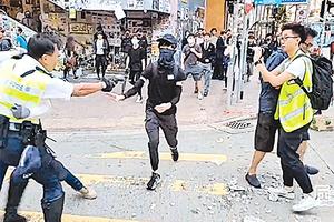 中共為甚麼敢 肆無忌憚蹂躪血濺香港