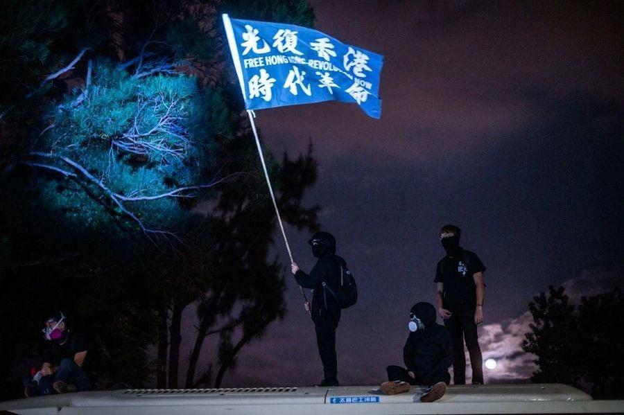 王赫:香港人——當今世界的敲鐘人