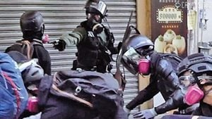 十一中槍學生被控暴動罪今提堂 押後至下月5日答辯