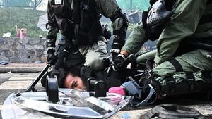 香港警察「濫權實錄」 曝光逾1400件個案